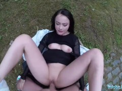 Public Agent Alessa Savage Gets Creampied Outdoors Alessa Savage | Porn-Update.com