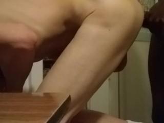 BBC Deep Dicking His Boy - Rough