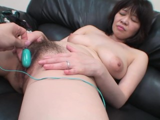 Royal Fuckfest Big Tits Japanese Cougar Oiled Up And Fucked, Big Tits Brunette Creampie