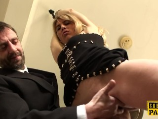 Boy And Teen Girl Sex Fucking, Bound brtish bdsm sub facefucked by maledom Blonde Bondage Small Tits