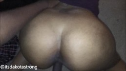 Sophia letting me smash her big ass butt on birthcontrol
