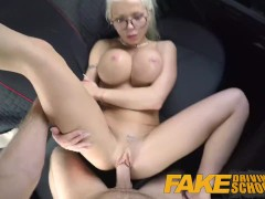 Movie:Fake Driving School Big tits b...