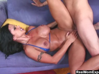 RealMomExposed – Jewels Jade shoots porn to get all the sex she wants