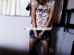 Lush vibrator in shorts coconut_girl1991_200217 chaturbate REC