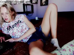 Lovense lush vibrator torture no nude coconut_girl1991_180217chaturbateREC