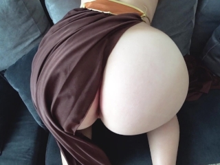 Preview 3 of Princess Leia with big ass fucks
