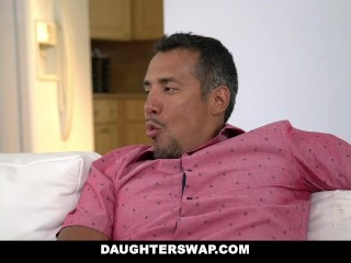 DaughterSwap – Teens Agree To Fuck Each Other's Daddies
