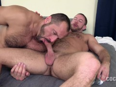Arpad Miklos and Shay Michaels