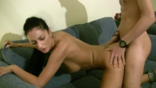Hot College Girl Jasmin Gets Fucked On Casting Couch