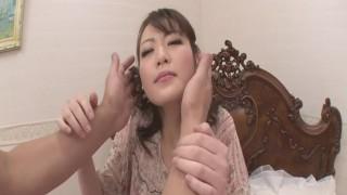 Big Breasted MILF Tomoka Sakurai Drips His Cum And helps