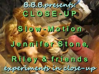 CLOSEUP&SLOMO 3: Jennifer Stone, Riley & friends