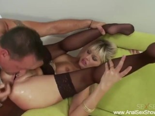 She Try Anal Just for Fun