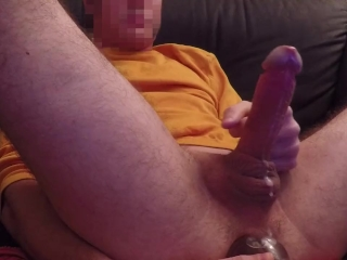 EXPLOSIVE CUMSHOW AND ANAL ORGASM BOTTLE FUCK by ASSS_SQUIRT