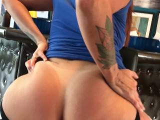 Preview 2 of Friends Wife at Half time Game Day JOI (Keri Love)
