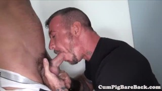 Grey wolf assfucking a tight butthole Blowjob gay