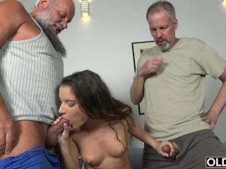 Nappy Headed Hoes Blowjob Fucking, Old Young Porn Group fucked Teen Takes 2 grandpa cocks and cums h