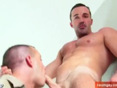 Big cock gets filmed by me in spite of this guy ! Adam
