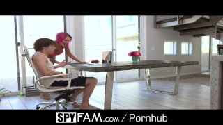 Anna spyfam anal peaks and creampie by fuck stepson stepmom bell ass hardcore