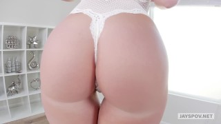 Bailey Brooke Perfect Round Booty - JAY'S POV Homemade tits