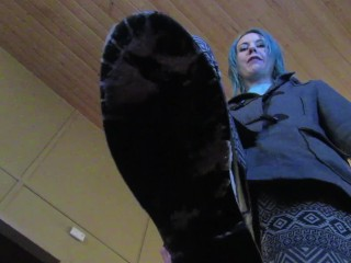 Video masturbation free lux lives giantess snowy boot worship kink point of view fetish giantes
