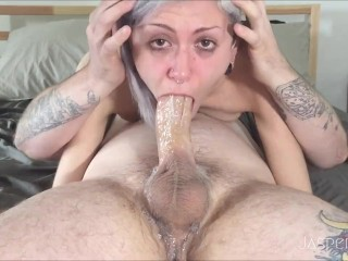 Free Teen Anal Punishment Hd Deep Throat Fucking Jasper Blue Mouth Creampie