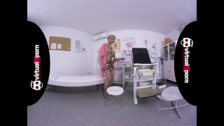 naughty blonde granny who waits for her doctor Cheating wife