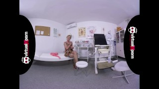 naughty blonde granny who waits for her doctor Oldandyoung mature