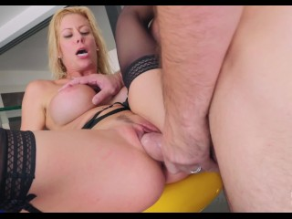 Inanimate Object Tf Bang Gonzo: Alexis Fawx Squirting Milf Gets Fucked Raw, Big Ass Big