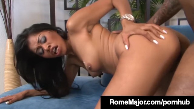 Hussie auditions sexy ebony cecilia lion039s first creampie - 1 part 3