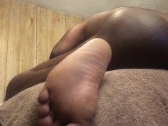Using my 12inch Double-Sided Dildo for the first time! (Pt. 1)