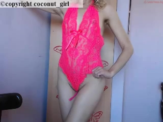 Young exotic teen peel lingerie coconut_girl1991_100217 chaturbate REC