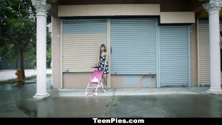 TeenPies - Teen Mom Fantasizes About Creampie