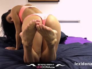 Lexidona - Footfetish