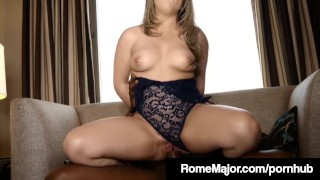 Major's by valentina bbc wrecked rome gets latina carmen girl romemajor
