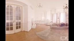 DDF Network VR - Stunning Euro Babe Zafira 360 Video Striptease