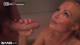BANG Confessions Kayden Kross sexy lap dance leads to ass fucking Taboo german