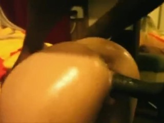 watch me pound this with pussy