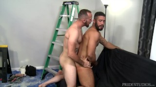 MenOver30 Trey Turner Eats Ass Good Before Fucking It porno