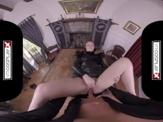 POV Wilde Anale seks met Eva Berger als Sansa op VRCosplayX.com