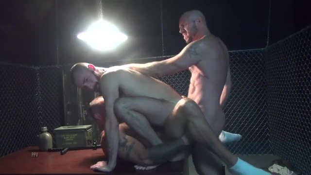 Jr. seau oprah winfrey gay Gaytanamo - hairy muscle bareback prison threesome
