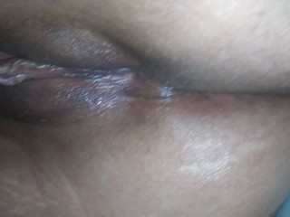 Pussy up close