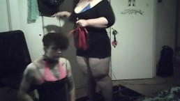 Mistress Melody humiliates and degrades sissy