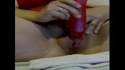 Milf voor webcam 17/9 (pt 2)