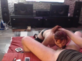 Teen Ass Liking Dirtytalk Auf Polnisch Auf User-Wunsch Hin Gemacht ! Hot Deepthroat, Amateur Blowjob
