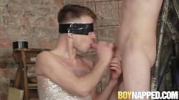Kamyk Walker loves being tortured by master Sean Taylor