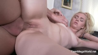 Tricky-Masseur.com -Katti Gold-Sweet Blonde Gets All Holes Fucked Group rough