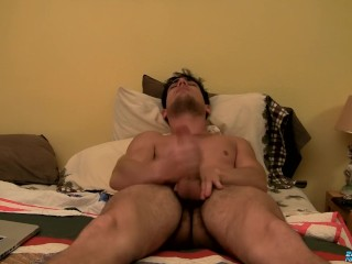 A Hard Working Boy Treats Himself