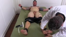 Clint Gets Naked Tickle Torture Treatment