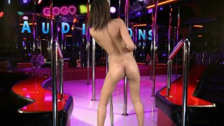On gogo little dancer for auditions knees job teen her point couch