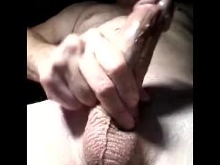 Stroking Cumming 1